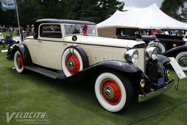 1932 Marmon 16 coupe