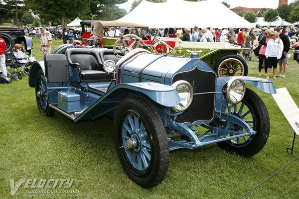 1913 National Semi-Racing Roadster