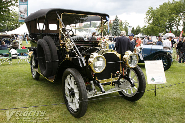 1911 Packard Model 30 7p touring