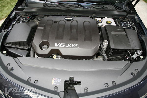 2014 Chevrolet Impala LTZ Engine