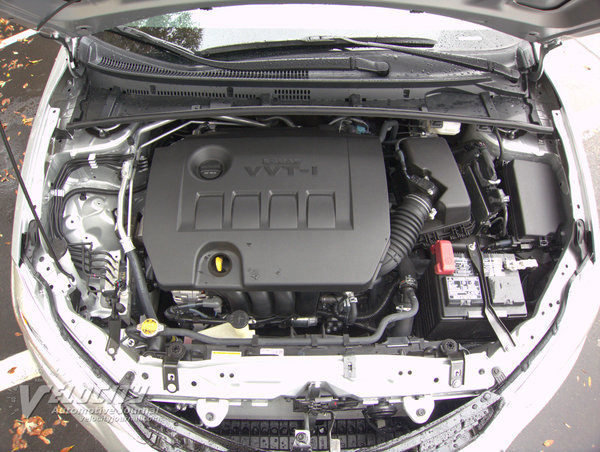 2014 Toyota Corolla Engine
