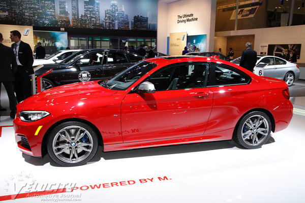 2014 BMW 2-Series Coupe M235i