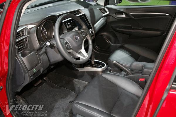 2015 Honda Fit Interior