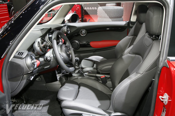 2014 Mini Cooper Hardtop Interior