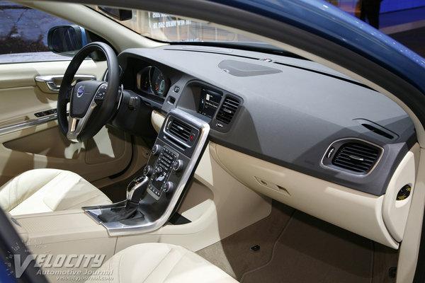 2015 Volvo S60 Interior