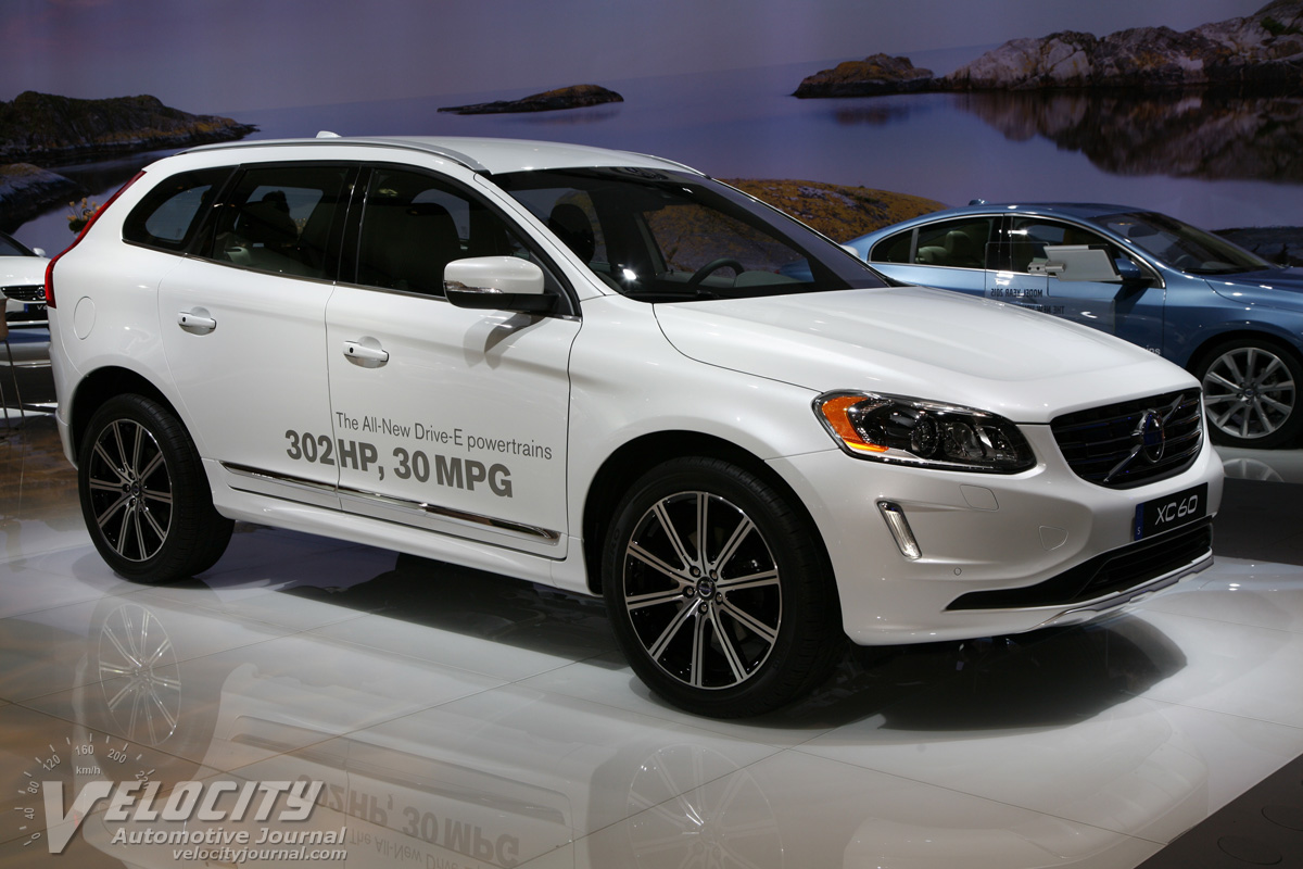 picture of 2015 volvo xc60. Black Bedroom Furniture Sets. Home Design Ideas