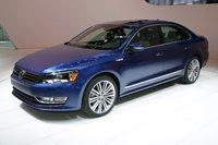 2014 Volkswagen Passat Bluemotion