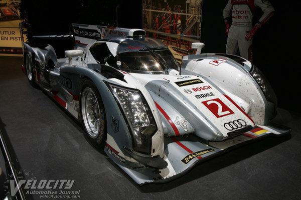 2012 Audi R8 E-Tron Quattro
