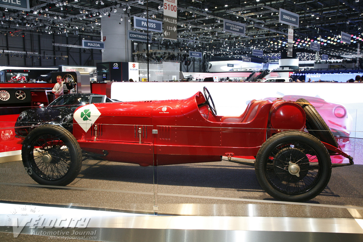 Picture Of 1923 Alfa Romeo Rl Targa Florio