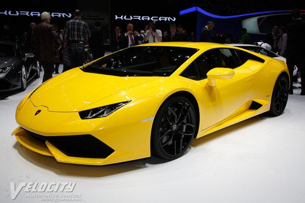 2014 Lamborghini Huracan