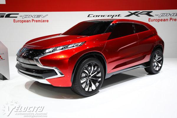 2013 Mitsubishi XR-PHEV