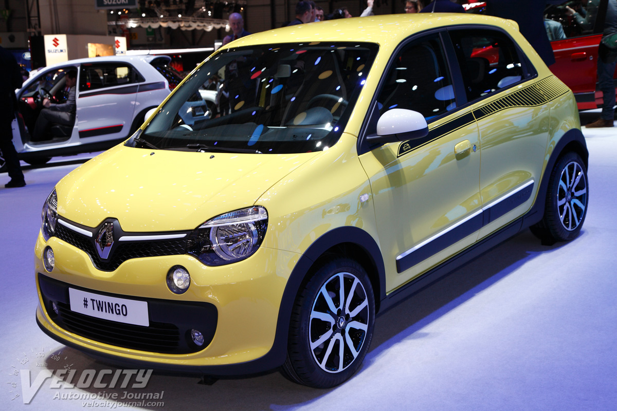 picture of 2014 renault twingo. Black Bedroom Furniture Sets. Home Design Ideas