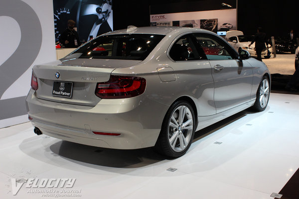 2014 BMW 2-Series 228i Coupe
