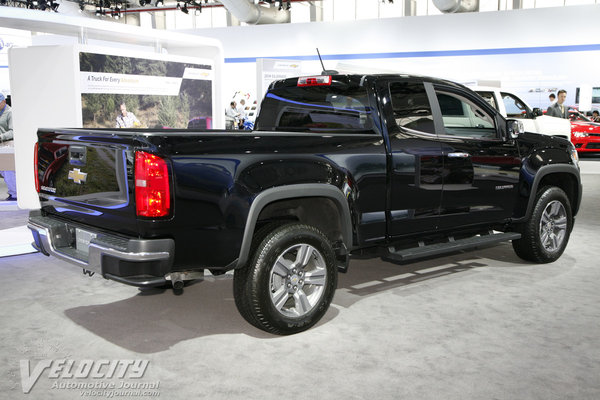 2015 Chevrolet Colorado Extended Cab