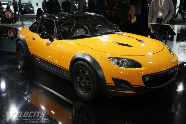 2011 Mazda MX-5 Super20