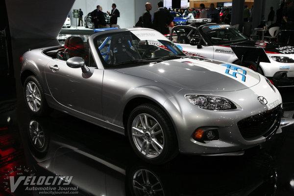 2013 Mazda MX-5 Halfie Show Car