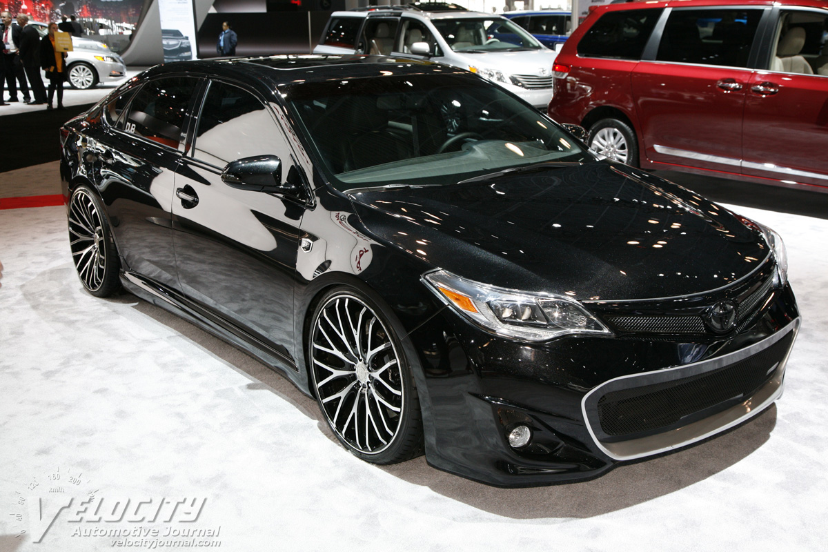 Picture Of 2012 Toyota Avalon By Dub Magazine