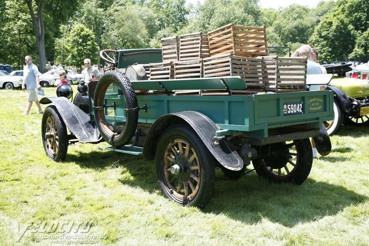 Picture Of 1915 Buick C 4 Truck