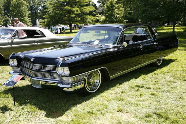 1964 Cadillac Series 60 Special Fleetwood