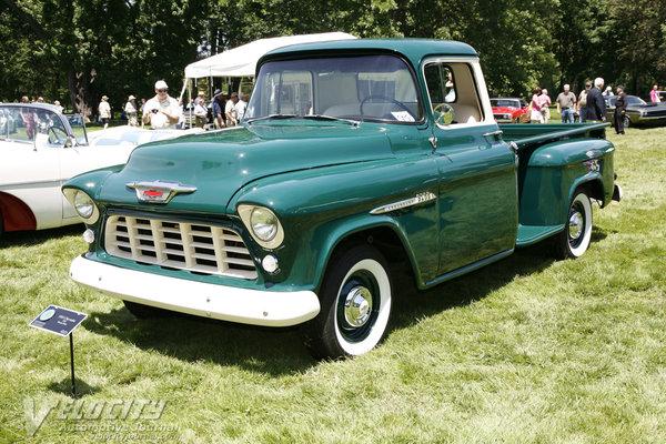 1955 Chevrolet 1/2 ton pickup