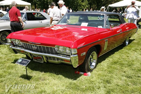 1968 Chevrolet Impala Custom Hardtop SS