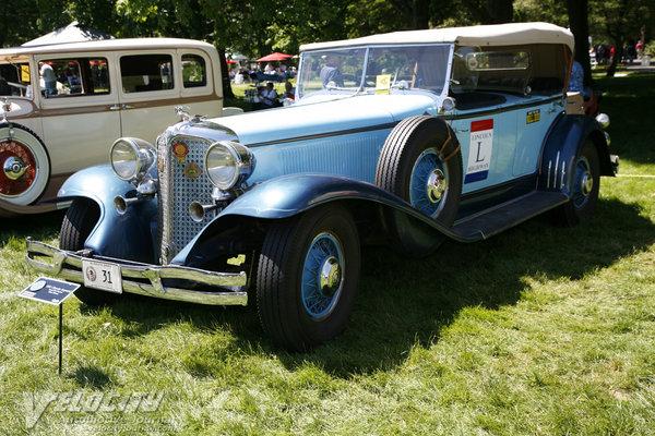 1931 Chrysler Imperial Series CG Dual Cowl Phaeton