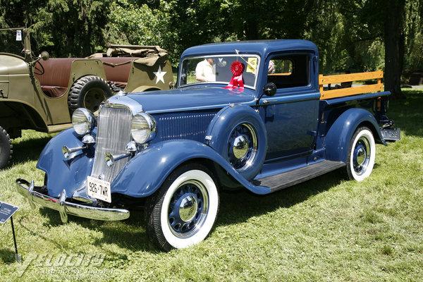 1935 Dodge Pickup Information