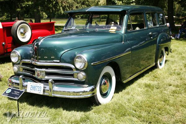 1950 Dodge Suburban