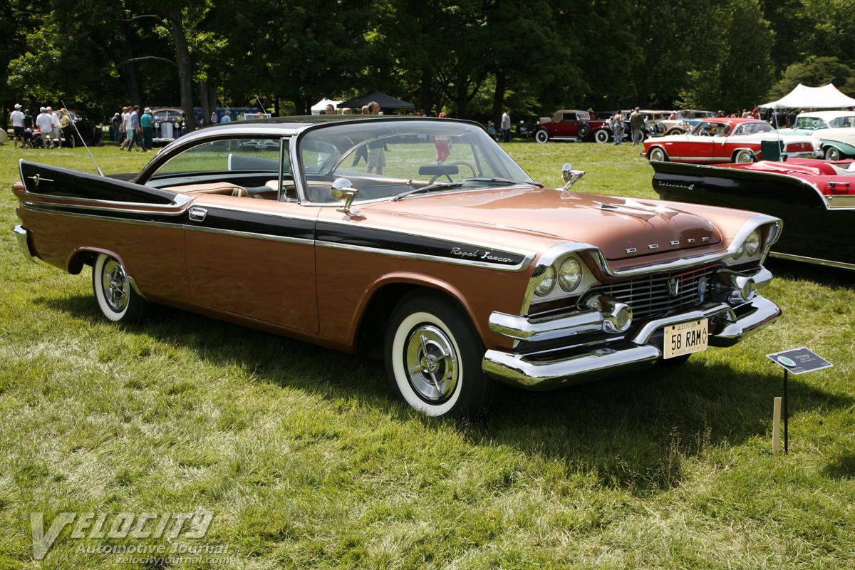 1958 Dodge Regal Lancer Pictures