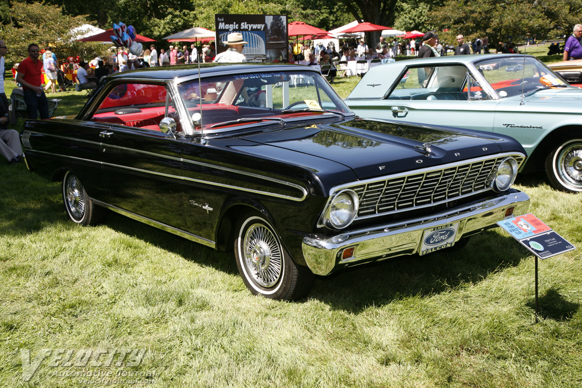 1964 Ford Falcon Pictures Sprint