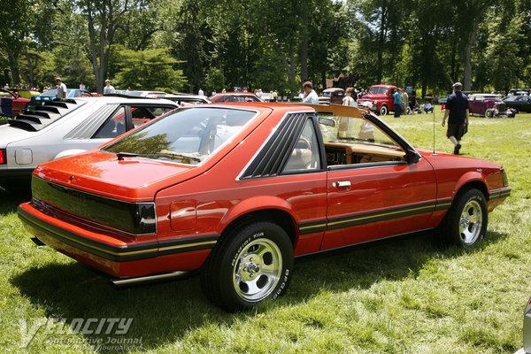 1979 Ford Mustang Daytona