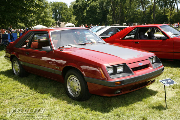 1985 Ford Mustang Information