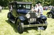 1925 Flint E-55 4d Sedan