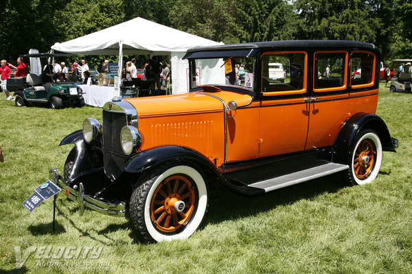 1928 Graham-Paige 4d Sedan