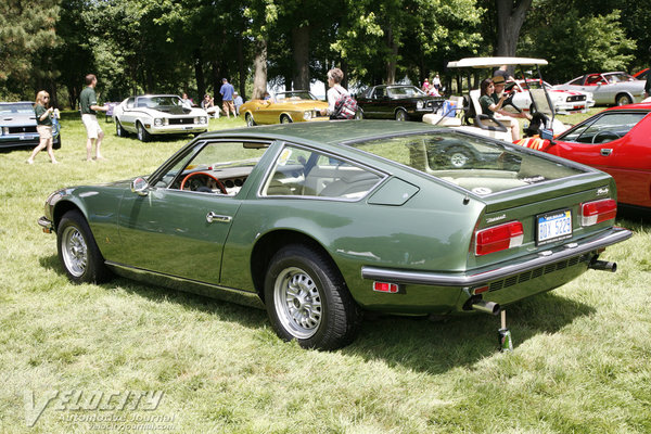 1973 Maserati Indy pictures