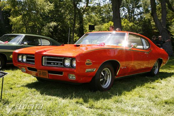 1969 Pontiac Tempest GTO