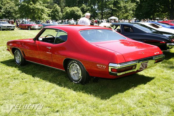 1972 Pontiac LeMans GTO