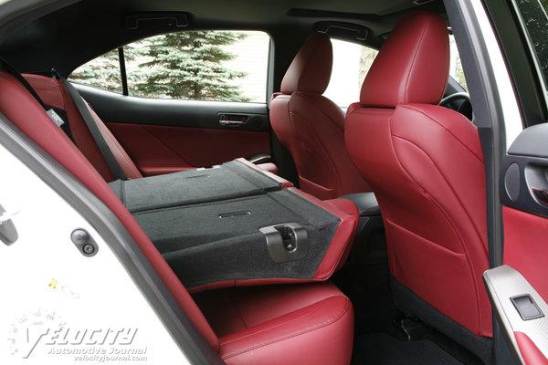 2014 Lexus IS 350 F-Sport Interior
