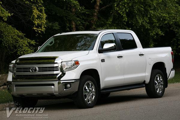 2014 Toyota Tundra Crew Cab 1794 Edition