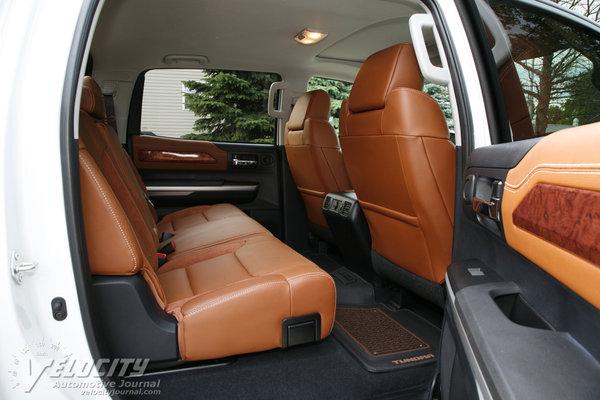 2014 Toyota Tundra Crew Cab 1794 Edition Interior