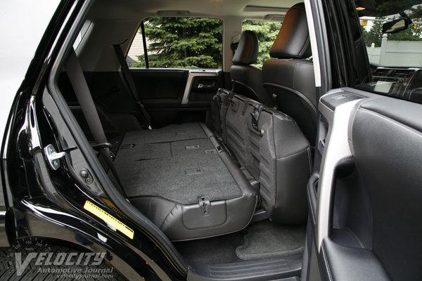 2014 Toyota 4Runner Interior
