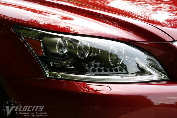 2014 Lexus LS 460 F Sport