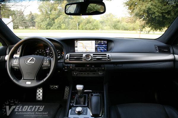 2014 Lexus LS 460 F Sport Interior