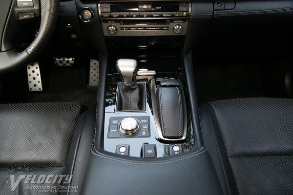 2014 Lexus LS 460 F Sport Instrumentation