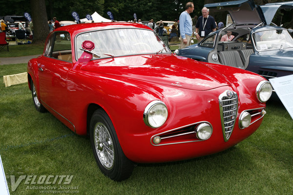 1954 Alfa Romeo 1900 CSS Coupe by Touring
