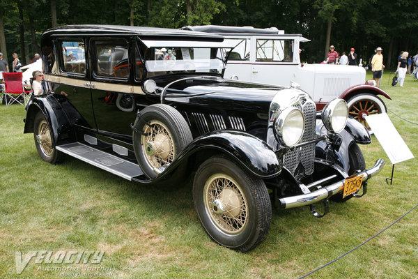 1930 Auburn 125 Sport Sedan