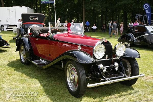 1930 Bugatti Type 50 Drop Head