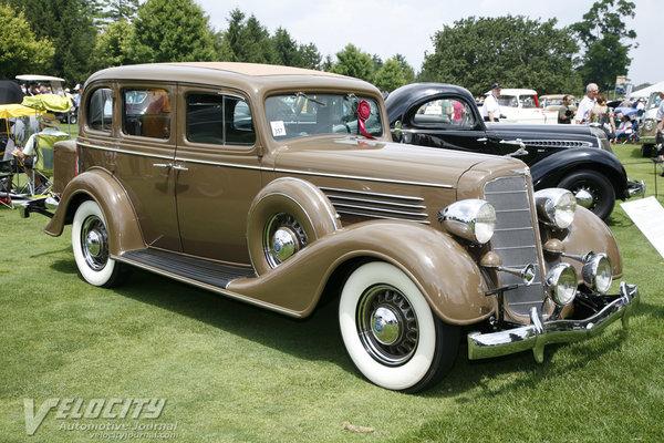1934 Buick Series 50 57 Sedan