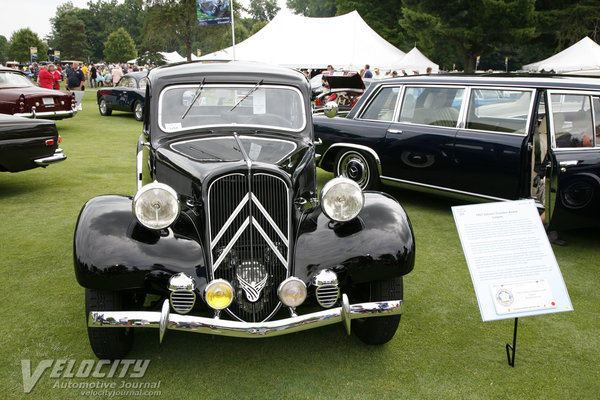 1951 Citroen Traction Avant