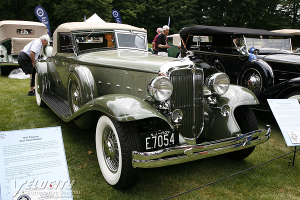 1932 Chrysler CL Imperial Convertible Coupe
